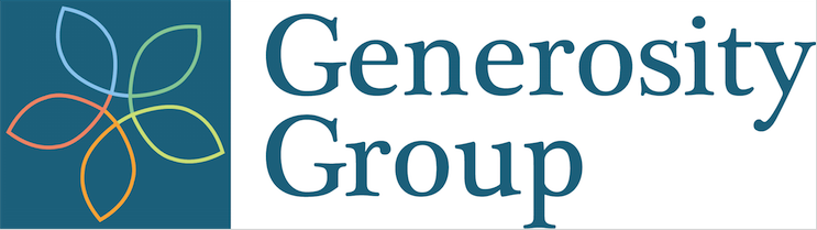 Generosity Group Logo and Business Card Design