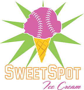 new hampshire ice cream shop logo